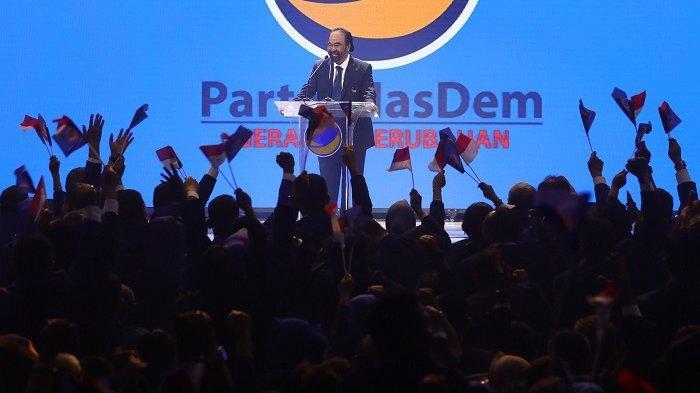 Surya Paloh Ingin Partai NasDem Gelar Konvensi Capres 2024 Jika Sudah Punya Mitra Koalisi
