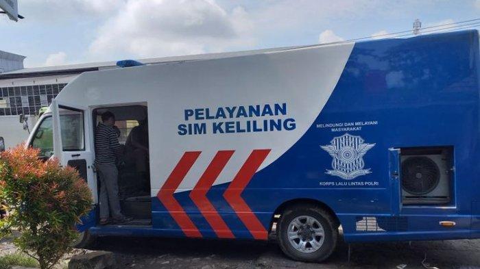 JADWAL SIM Keliling Tangerang Kota dan Kantor Samsat, Kamis 14 Oktober