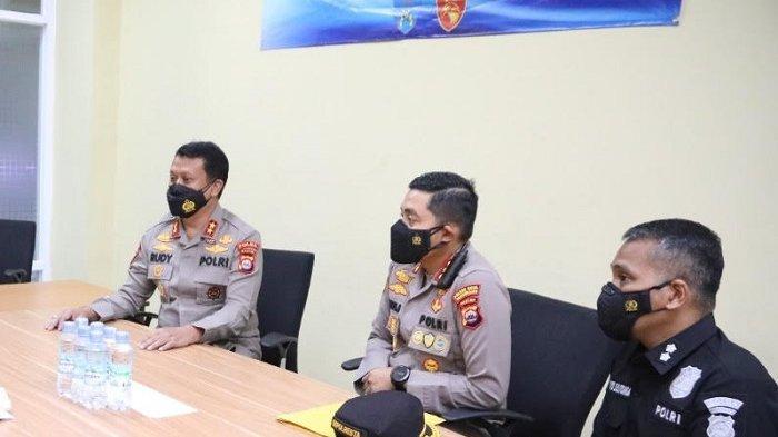 Kapolda Banten Rudy Heriyanto Minta Maaf kepada Mahasiswa dan Orangtua Atas Tindak Kekerasan