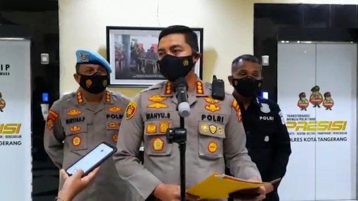 Kronologi Unjuk Rasa di Kantor Bupati Tangerang, Diwarnai Aksi Polisi Banting Mahasiswa