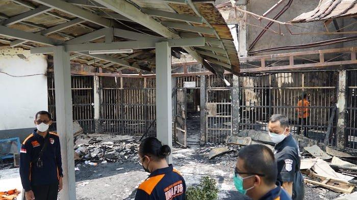 Update Kebakaran Lapas I Tangerang, Ada Tambahan Saksi Baru yang Diperiksa Hari Ini