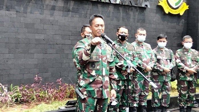 Loyal dan Tahu Maunya Jokowi, Arief Poyuono Sebut Jenderal Andika Perkasa Cocok Jadi Panglima TNI