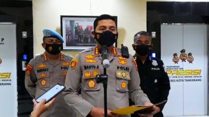 Insiden Polisi Banting Pendemo, Permohonan Maaf Mulai dari Bupati Tangerang Hingga Kapolda Banten