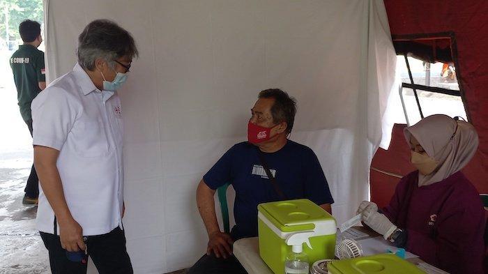 PMI Kota Tangerang Gelar Vaksinasi Covid Selama 10 Hari untuk Masyarakat Umum