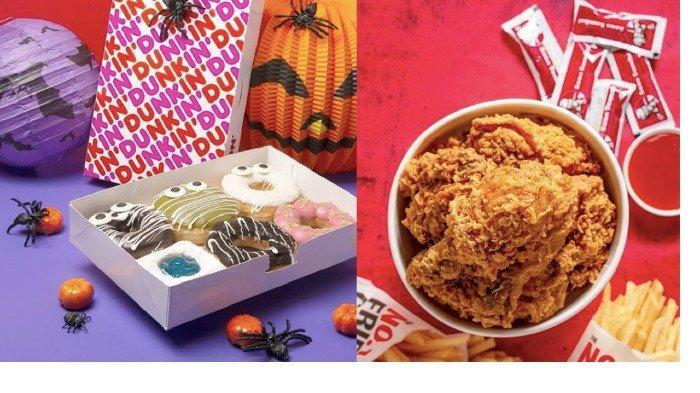 Promo Aneka Makanan Terbaru dari KFC, Dunkin Donuts, Pizza HUT, Texas Chicken, McDonald