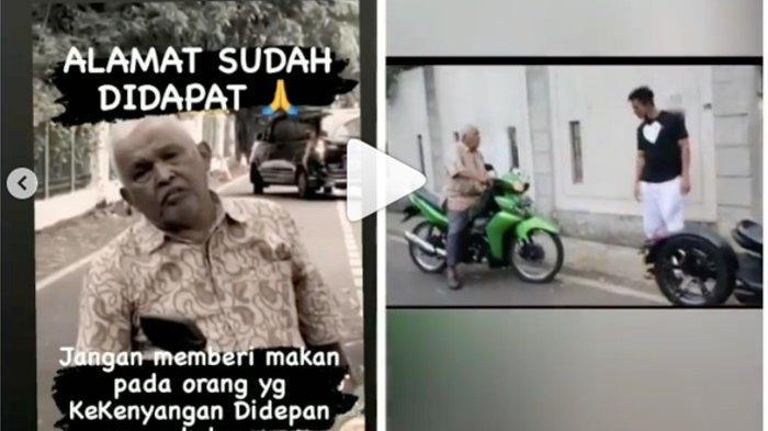 Ini Pembelaan Baim Wong yang Videonya Viral karena Memarahi Bapak Minta Uang