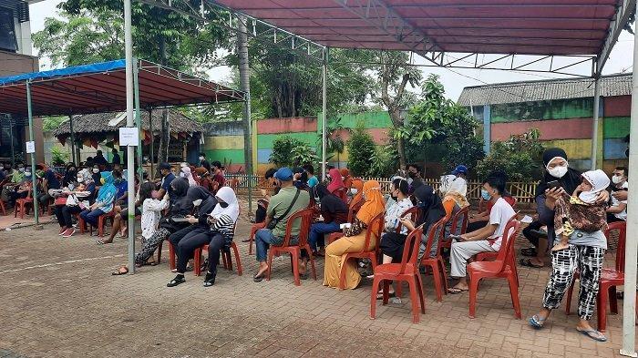 Jadwal Vaksinasi Covid di Kecamatan Periuk, Karang Tengah dan Cipondoh, Rabu 15 September