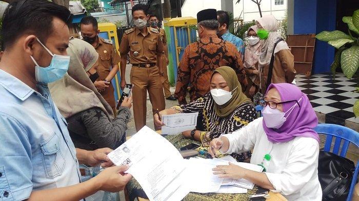 Jadwal Vaksinasi Covid di Tangerang, Rabu 22 September di Kecamatan Karang Tengah, Periuk, Cipondoh