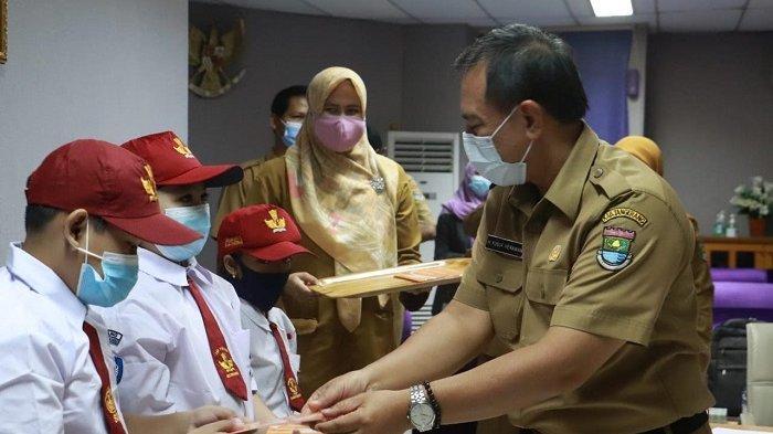 Pemkab Tangerang Buka Program Satu Pelajar Satu Rekening Agar Murid Gemar Menabung