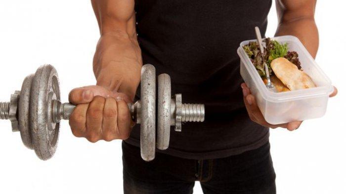Ahli Gizi : Setelah Makan Besar Sebaiknya Tidak Langsung Olahraga, Begini Alasannya