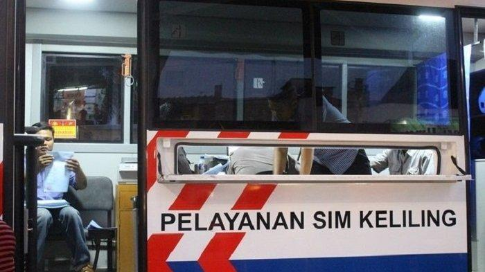 Jadwal SIM Keliling Tangerang Selatan dan Samsat di 2 Lokasi, Kamis 14 Oktober