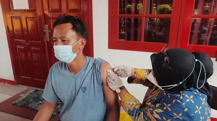UPDATE Vaksinasi Covid-19 RI 15 September 2021: Dosis Pertama 75.791.302, Suntikan Kedua 43.284.974