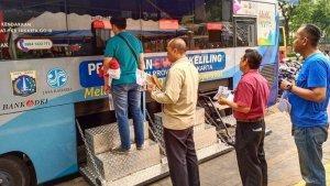 Jadwal SIM Keliling dan Samsat di Tangerang Selatan Minggu 19 September Pukul 08.00 WIB