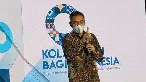 Dirjen Pendidikan Vokasi Yakini Prodi di Multimedia Nusantara Polytecnic Diminati Anak Muda