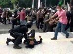 Kasus Banting Mahasiswa, Kapolresta Tangerang Teken Pernyataan Siap Mundur di Atas Materai Rp10.000