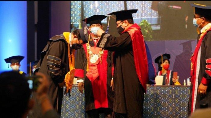 Wagub Bali Jadi Saksi Pengukuhan Guru Besar Prof. Shribawa