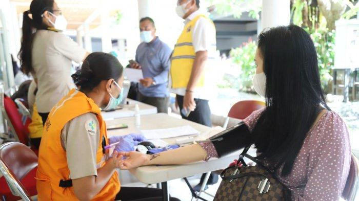 Cegah Penyebaran Covid-19, Bandara Ngurah Rai Bali Siapkan Layanan Vaksinasi