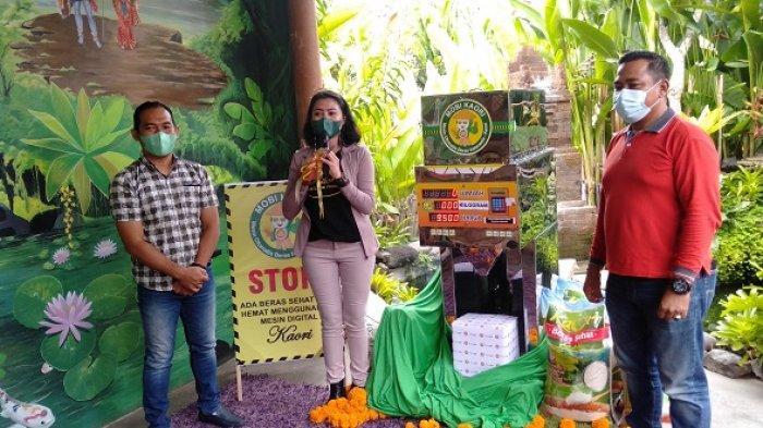 Inovasi di Masa Pandemi, Kaori Hadirkan Mesin Mobi di Bali