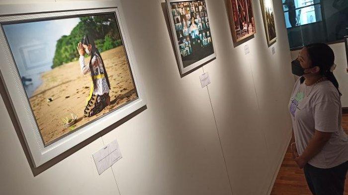 Mahasiswa ISI Denpasar Gelar Pameran Bali Photo Week 2021 Bertemakan 'Adaptasi'
