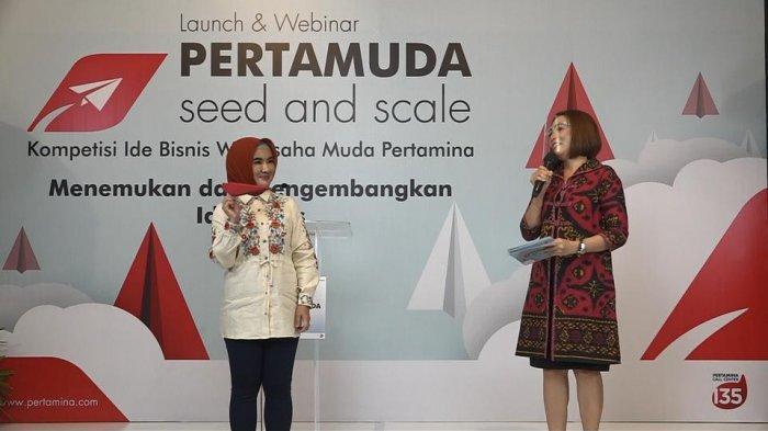 Pertamuda Seed & Scale Up, Dukungan Pertamina untuk Pengembangan Start-Up Generasi Muda