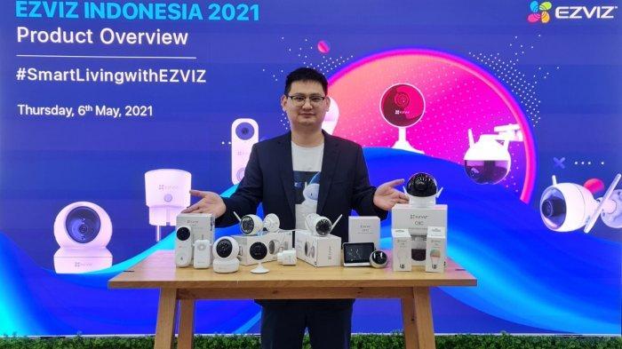 EZVIZ Kenalkan 10 Produk Smarthome Berkualitas Pada Konsumen di Surabaya dan Bali