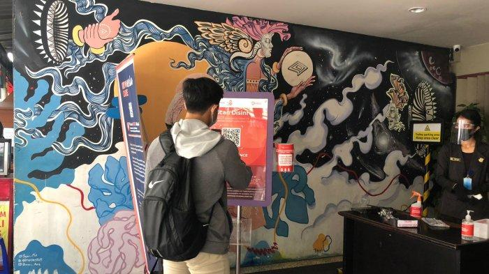 Level 21 Mall Denpasar Mulai Terima Dine In Berkapasitas 25 Persen dan Uji Coba Kartu Vaksin