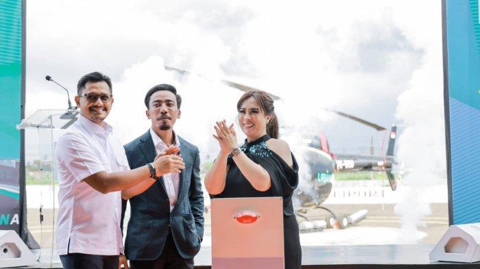 Jelajahi wisata Indonesia dengan Akomodasi Helikopter Urban Air