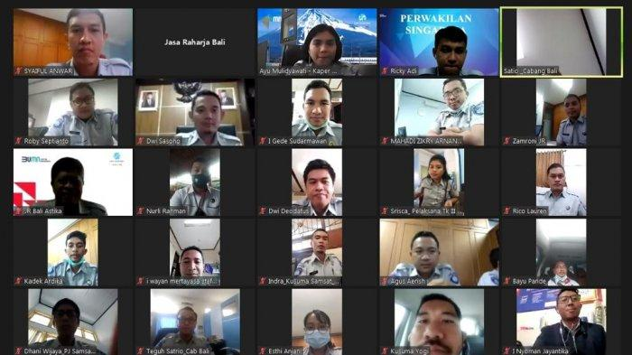 JR Bali Sosialisasi dan Internalisasi Core Values BUMN 'Akhlak'