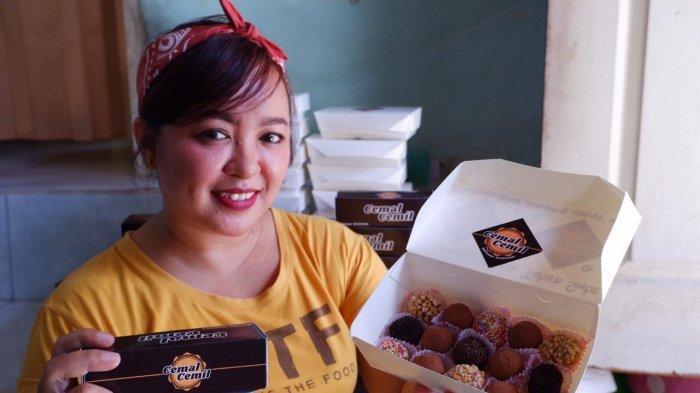Selama Pandemi Virus Corona, Anthi Kembangkan Usaha Kuliner Rumahan