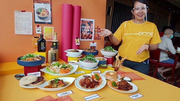 Wadahi 5 Tenant Kuliner, Ema Cloud Kitchen Permudah Masyarakat Dalam Menikmati Hidangan Asia