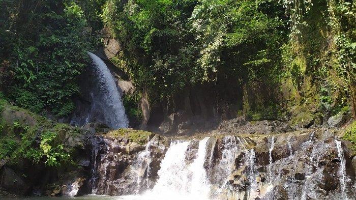 Bidadari Mandi, Sensasi Wisata Spiritual di Taman Sari Waterfall Natural Pool