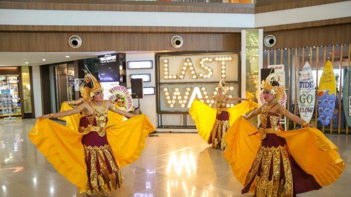 Turun 2,2 Persen, Wisman ke Bali Capai 900 Ribu