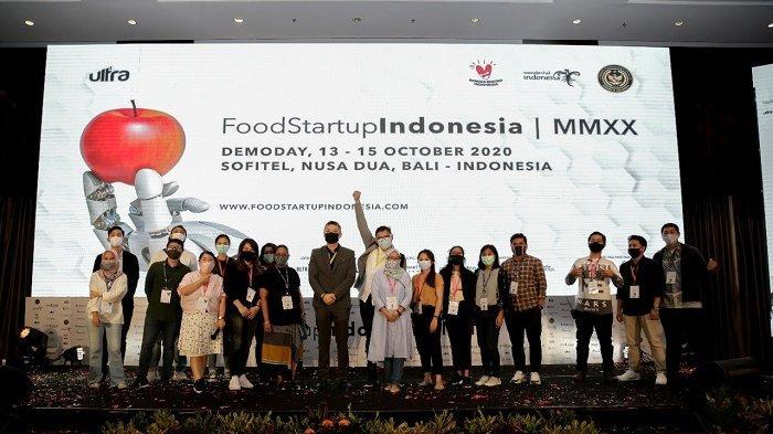 Kemenparekraf Umumkan Tiga Pelaku Usaha Terbaik di Ajang FSI MMXX Bali