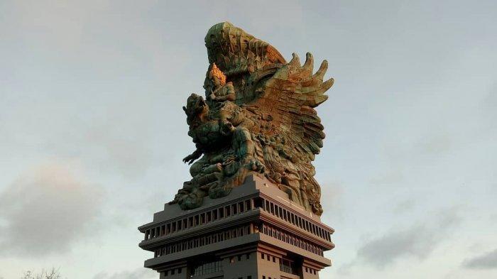 10 Fakta Unik Garuda Wisnu Kencana yang Jadi Ikon Wisata Pulau Bali