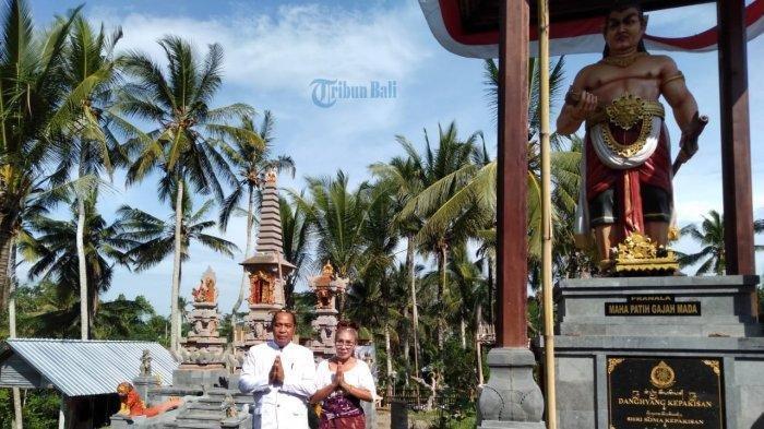 Awal Majapahit Masuk Bali, Kisah Keraton Linggarsa Pura di Samplangan Gianyar