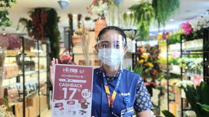 Peringati Hari Kemerdekaan Republik Indonesia, Informa Hadirkan Promo Menarik Ini