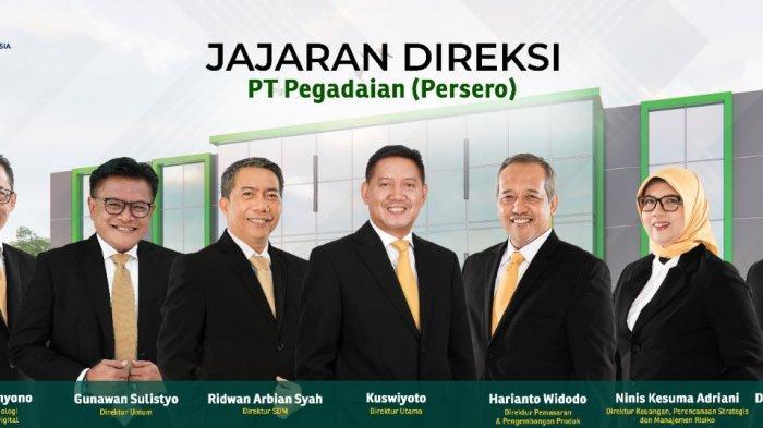 Sah! Menteri BUMN Angkat Ridwan Arbian Syah Jadi Direktur SDM Pegadaian