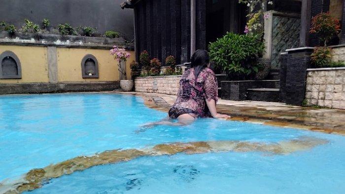Renang Murah Rasa Mewah di Kakiang Bungalow