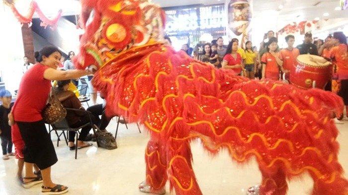 Rayakan Happy Chinese New Year 2020, Plaza Renon Angkat Berbagai Event Bertemakan Joyful January