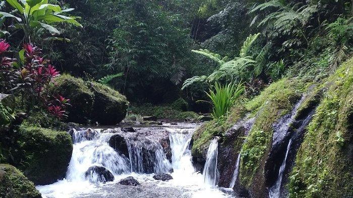 Begini Asal Mula Nama Krisik Waterfall