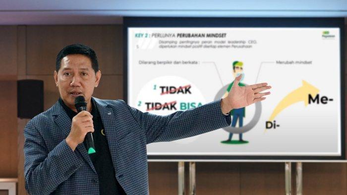Lewati Proses Panjang, Direktur Utama Pegadaian Raih Best CEO 2020