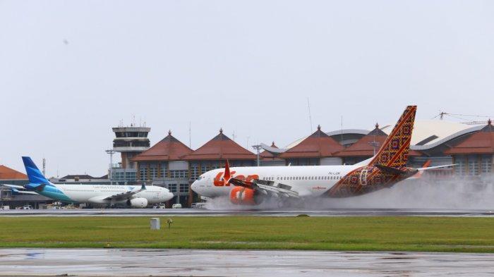 Bandara Ngurah Rai Layani 1,4 Juta Penumpang Selama Libur Nataru