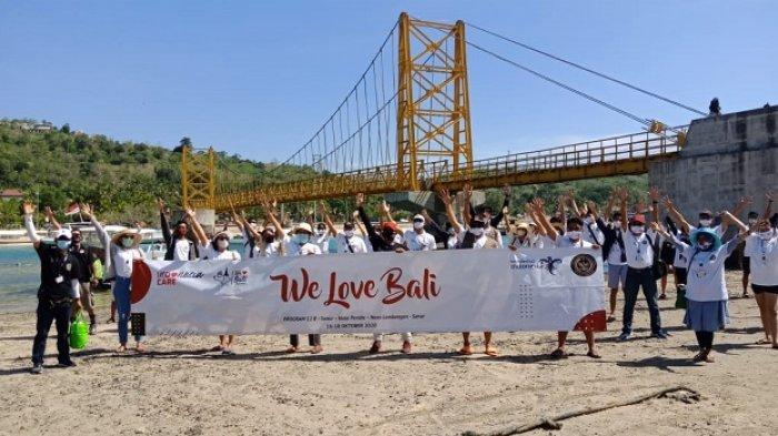 We Love Bali, Kampanyekan CHSE di Destinasi Pariwisata Favorit