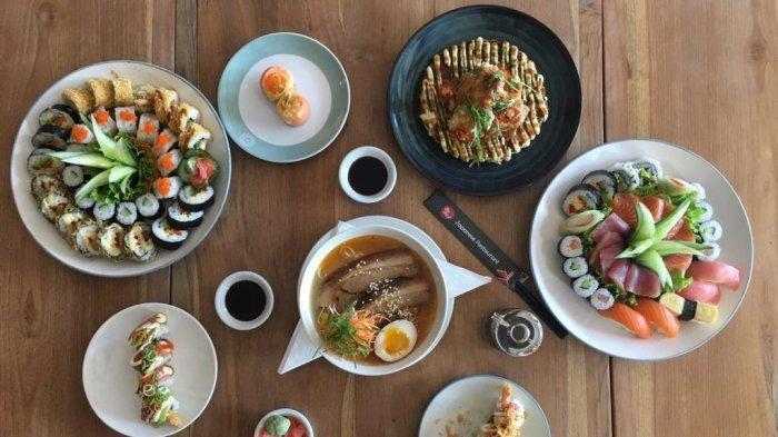 Mencicipi Berbagai Varian Sushi Khas Oko Oko Japanese Restaurant Yang Juga Menghadirkan Banyak Promo