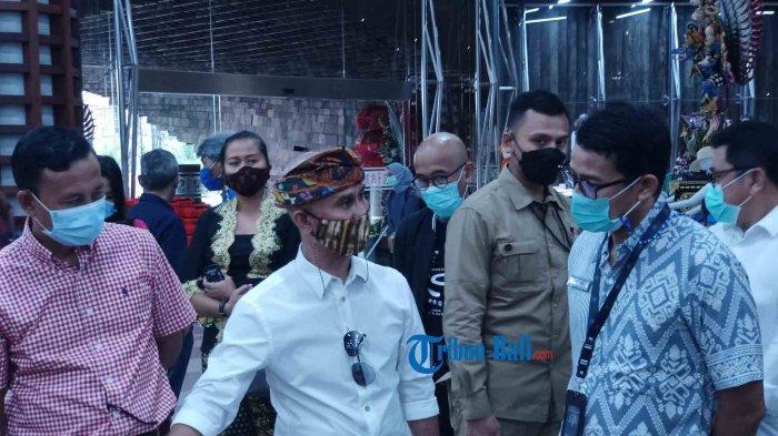 3 Hari Terakhir Berkantor di Bali, Menparekraf Sandiaga: Wah luar biasa