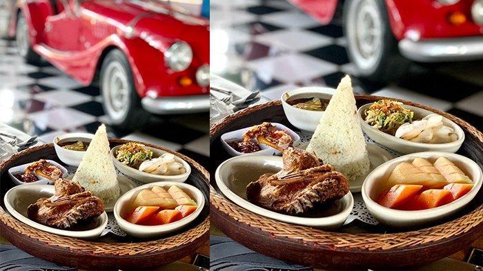 Menikmati Menu Kebon Duck Rijsttafel Ditemani Ratusan Mobil Antik Di Kebon Vintage Cars Cafe & Resto