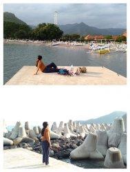 Pelabuhan Tanah Ampo, Jadi Obyek Wisata Baru Viral di Bali