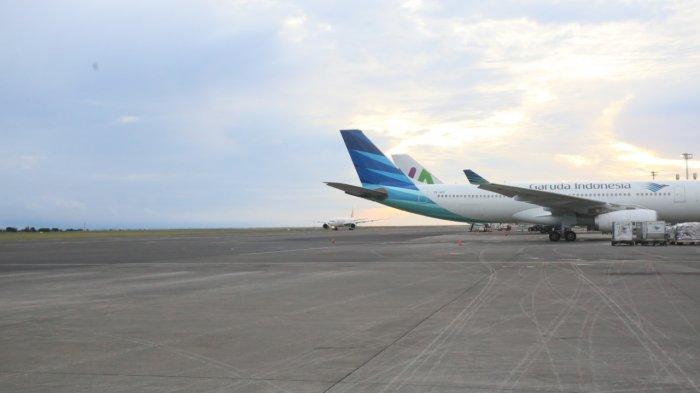 Penumpang Bandara Ngurah Rai Bali Turun 82 Persen