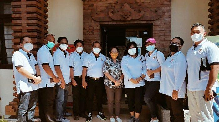Pariwisata Belum Dibuka, Kadin Kota Denpasar Tetap Bantu Warga
