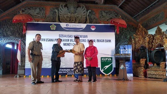 Pemuka Adat Dianggap Pas Sosialisasi Tentang KUPVA BB Berizin di Daerah Wisata Ubud